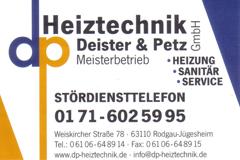 Heiztechnik Diester&Petz